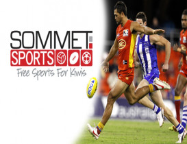 Sommet Sports to Broadcast on Sky Network