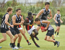 U16 NZ Hawks Tour Squad Named