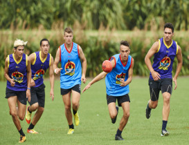 High Standard of AFL at U16 National Champs