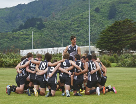 Wider Under 16 NZ Hawks Squad Named