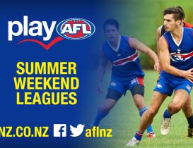 Wellington AFL Season Details