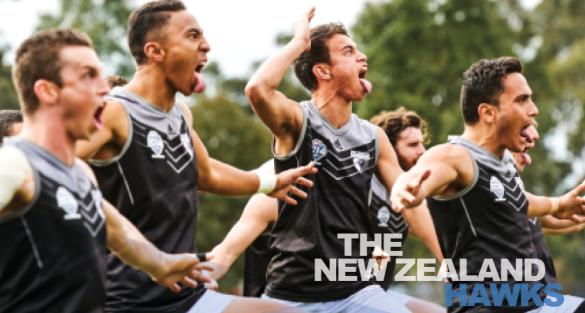 Academy New Zealand Hawks final squad