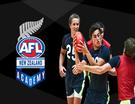 AFLNZ Academy kicks off
