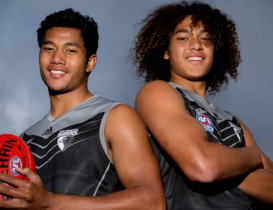 Wellington College's Ah Kuoi boys making a mark in multiple sports