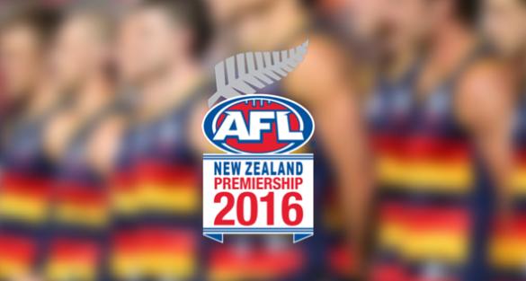 2016 AFLNZ Premiership selection update