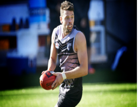 Southern Saints select Sam McKenzie as their number 1