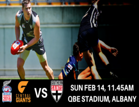 Preview: Southern Saints vs Central Giants