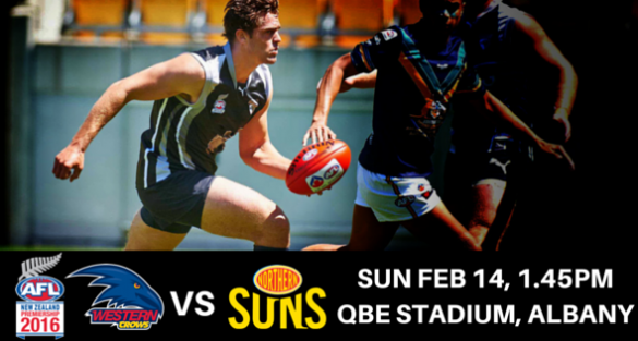 Preview: Western Crows vs Northern Suns