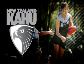 New Zealand Kahu Youth Girls team announced