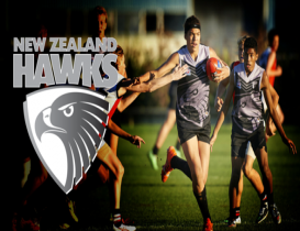 NZ Hawks U18 squad announced