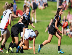 NZ Kahu Youth Girls stand tall against Peninsula Saints Youth Girls