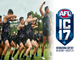 AFL officially launches 2017 International Cup
