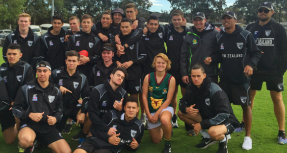Kiwi helps Tasmania secure first win at National Championships