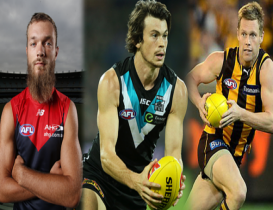 Kiwi Heritage players performing among the best in AFL