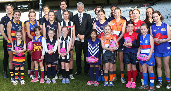 Eight teams named for inaugural women's league