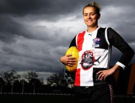 Kiwi Moana Hope a pioneer in Women's Football
