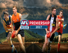 AFL New Zealand Premiership readies for 2017