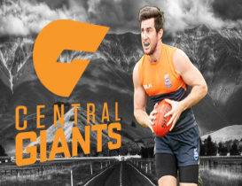 Rattenbury remains as Central Giants Captain for 2017