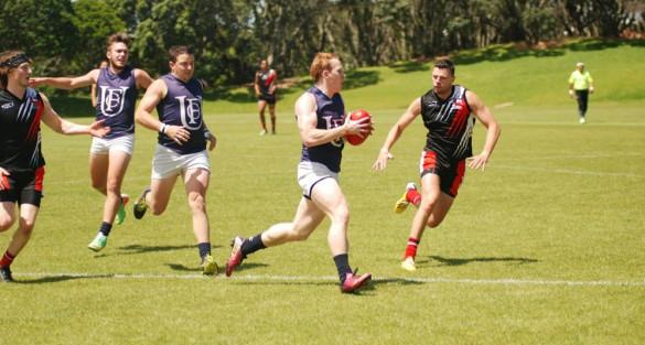 Excitement builds as Auckland AFL season returns for 2016