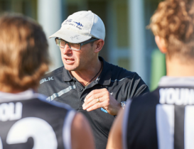 AFLNZ Youth and HP Manager takes up new opportunity