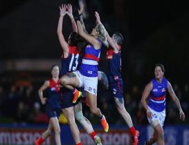 Kiwi Hope stars in Women's All Star match