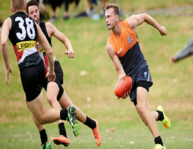 Timaruvian George Read excels at AFL in Auckland