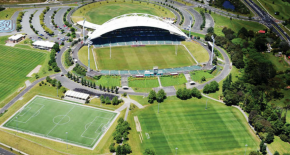 New Auckland venue strategy includes new AFL Oval