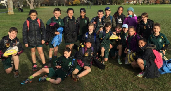 Record number of Schools turn out for Wellington KiwiKick Tournament