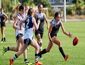 NZ Youth Girls to host Mornington Peninsula Youth Girls in Wellington