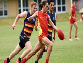 Josh Mackie to receive AFL New Zealand scholarship