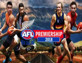 2018 AFLNZ Premiership back with a bang