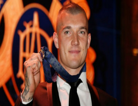 Dusty surges to record breaking Brownlow