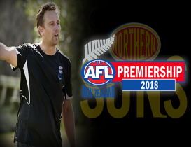 Northern Suns coach to return in 2018