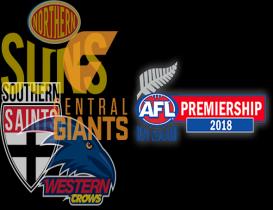 2017 AFL New Zealand National Draft order