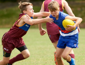 Goals rain down at Youth Competition