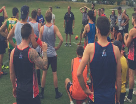 Premiership players get back on track