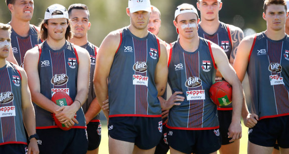 Saints to use AFLX as part of Round 1 preparation