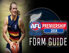 2018 Premiership Form Guide: Western Crows
