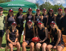 2018 AVJennings Saints Senior AFL Cup