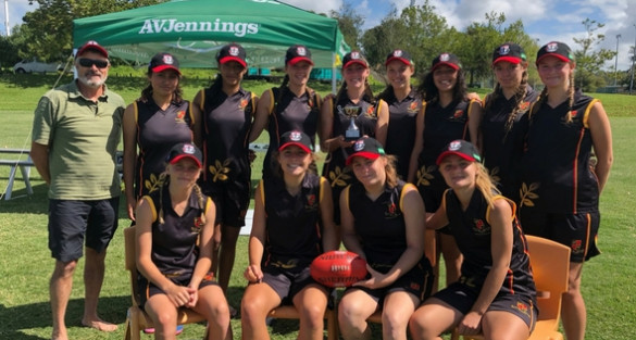 St. Kilda and AVJennings continue to support AFLNZ community programmes