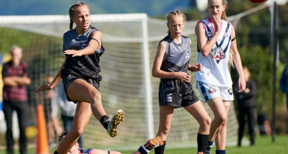 Emerging NZ talent to play in AFLW U18 Championships