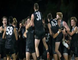NZ U18's secure historic first win in Australia