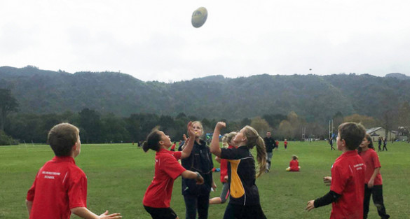 Wellington KiwiKick Tournament encases the whole community