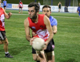Canterbury AFL rally together to support community