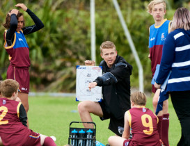 Applications open for AFLNZ Youth Coaches