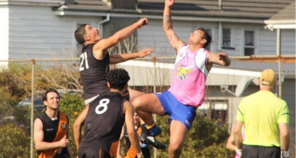 Saints run riot as Tigers and Hornets play out thriller in AAFL