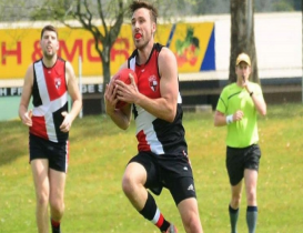 Saints tame the Tigers while University run riot in AAFL