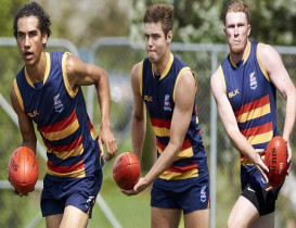 Crows retain Tucker, Copeland and Maisey