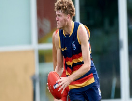 Developing AFL star ranked highly at National Draft