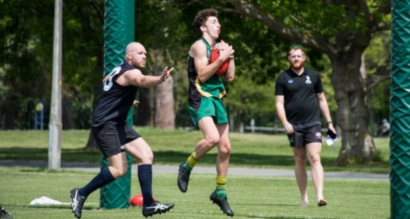 Mid Canterbury Eagles set to swoop on the draft